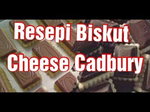 resepi-biskut-raya-2019 resepi-biskut-cheese-cadbury resepi-viral-dapur-kayu-berasap