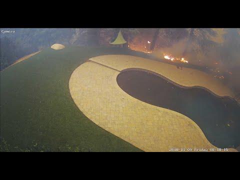 Woolsey Fire 11/09/18  CH08