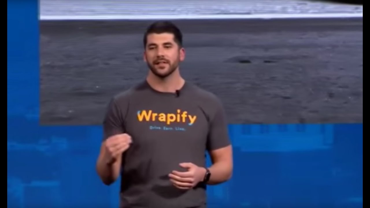 Wrapify Presents at LAUNCH Festival 2016 - YouTube