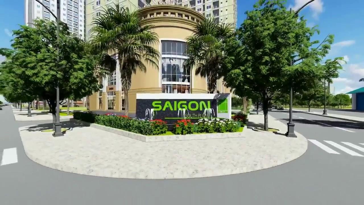 Saigon South Plaza quận 7 – Tuyệt phẩm kiến trúc phù hợp với nhiều tầng lớp dân cư. 5