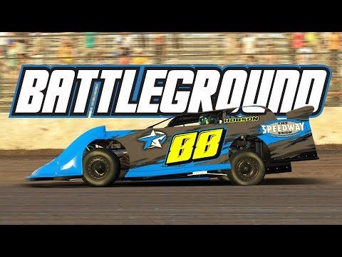 iRacing: Battleground! (Late Models @ Kokomo)