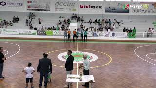 Taça Nacional Seniores Masc.   Paço de Arcos/CLINIA - UAA Aroso