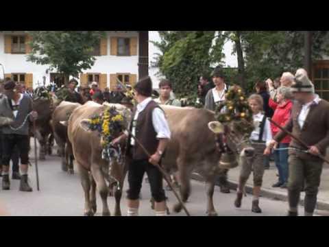 Tourism Eastern Allgaeu Southern Bavaria Germany