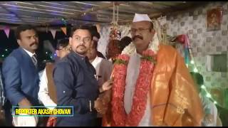 MLA Umesh Jadhav Honored by Prabhu Jadhav in Nindali Hemla Nayak Tanda || Gulbarga || 3TV BANJARAA
