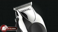 Wahl Deluxe Chrome Pro Complete Clipper Kit