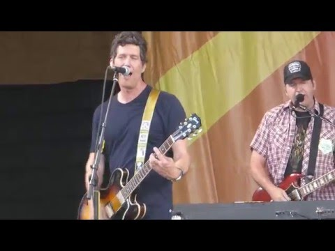 Better Than Ezra - Interstate Love Song [Stone Temple Pilots cover] (Jazz Fest 04.24.16) HD