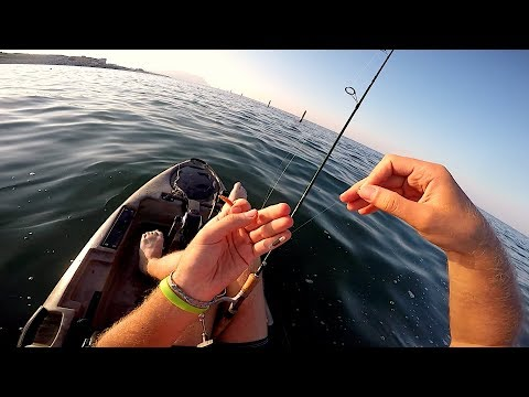 Prime Uscite In Mare Con Il Kayak!