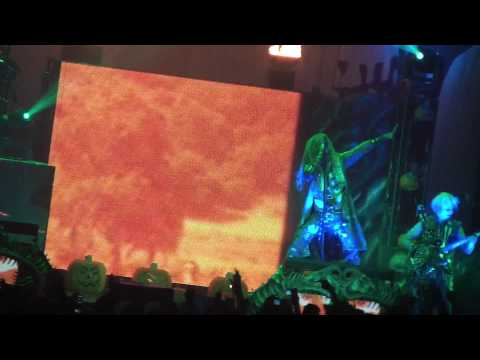 Rob Zombie - Scum of the Earth - Johnstown, PA, USA 2010.10.10