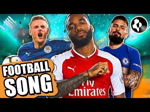 鈾� WHO SHOULD PLAY UP FRONT? PREMIER LEAGUE FOOTBALL SONGS |