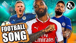 ♫ WHO SHOULD PLAY UP FRONT? PREMIER LEAGUE FOOTBALL SONGS |