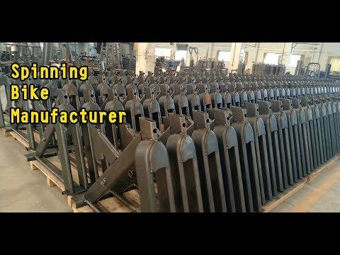 Spinning Bike Factory - BFT FItness Equipment Manufacturer