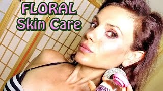 new skin care soul care routine intuitive flower oil