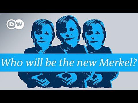 Who will be the new Merkel? | Politics explained