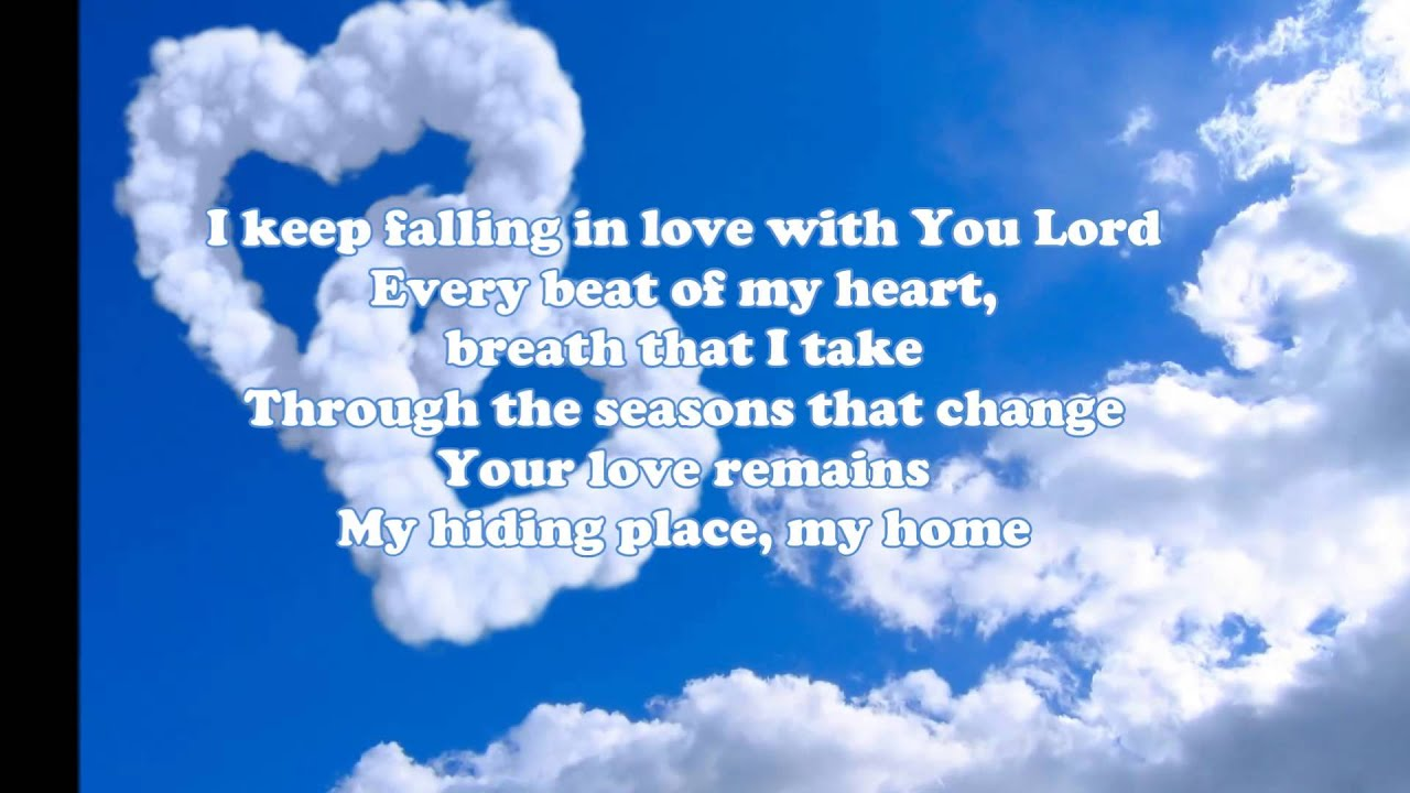 Falling in love-Hillsong United - YouTube