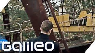 Zwischen Lost Place und Abenteuer-Urlaub: Eine Reise nach Tschernobyl | Galileo | ProSieben