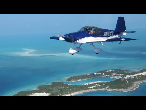 RV10's and RV14 to the Bahamas - 2018