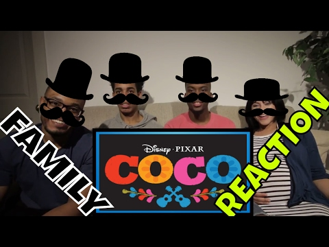 Thumbnail: Coco Official US Teaser Trailer (REACTION)
