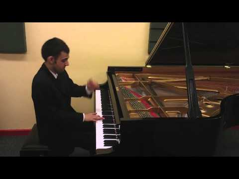 Bach Partita No.  5 in G BWV 829 Alexander Soares