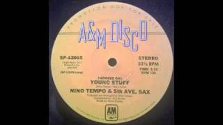 Nino Tempo & 5th Ave Sax - (Hooked On) Young Stuff