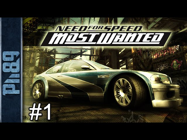 Need For Speed Most Wanted Black Edition Gameplay Walkthrough Part