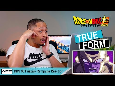 True Golden Frieza Dragon Ball Super Episode 95 Reaction!!