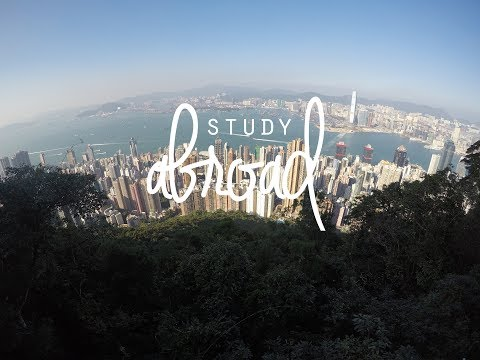 GoPro: Study Abroad | HKU Student Exchange | Travel Asia