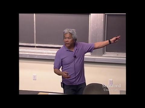 Stanford Seminar - Entrepreneurship in China