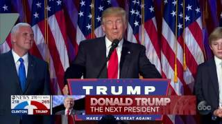 part 4 donald trump elected president of the united states