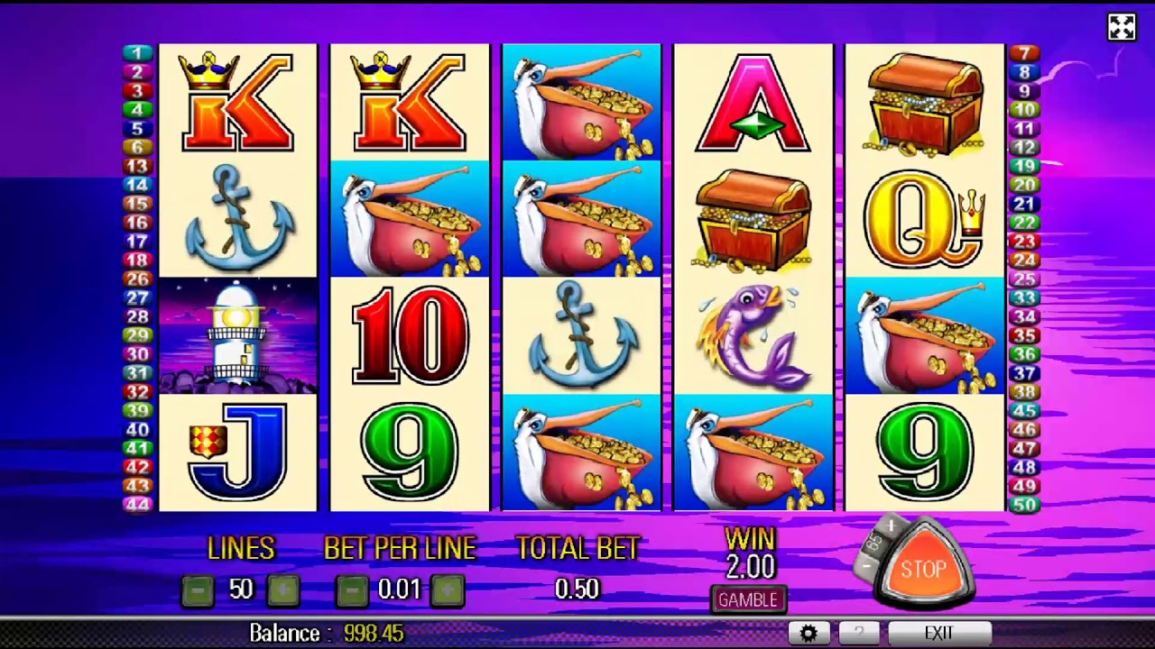 Pelican Pete Online Slot Machine From Penny Slot Machines Free