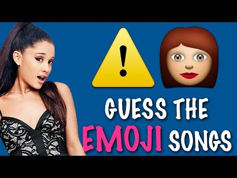 EMOJI CHALLENGE ★ Guess the Ariana Grande Songs