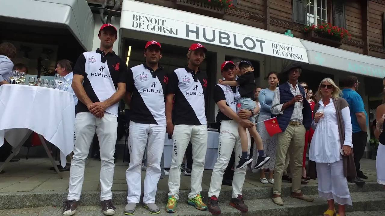 HUBLOT INVITES CHINA TO GSTAAD A STORY OF EIGHT
