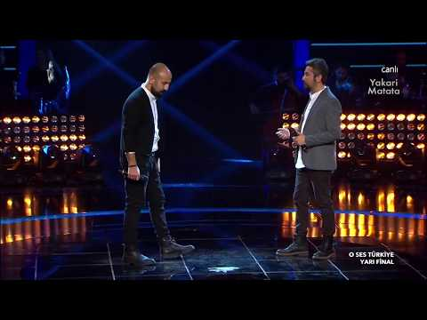 Yener Bulut & Ümit Durak - Mamak Türküsü | O Ses Türkiye Yarı Final