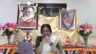 Vivekachudamani by Sharada Kumar Amma   Day1