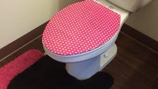DIY: Customize Your Toilet Seat