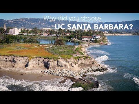 Why Did You Choose UC Santa Barbara?