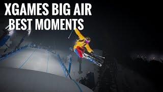 XGames 2019 Big Air Best Moments Compilation!