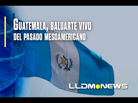 Guatemala, baluarte vivo del pasado mesoamericano.