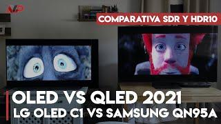 Comparativa QLED vs OLED 2021:…