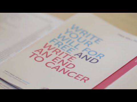Cancer Research UK   Free Will Service