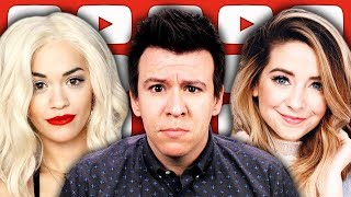 Massive YouTube Scams, Zoella and Rita Ora Under Fire, Venezuela Uprising, Debt Shame App, & More