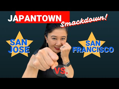 Battle Of The Japantowns 2: San Jose Vs. San Francisco