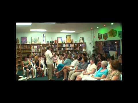 Michael & Marti Parry - Myztic Isle, La Mesa, CA 7-14-12