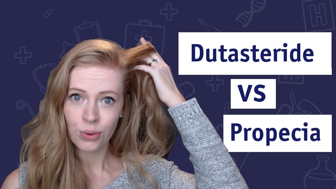 Dutasteride Vs Finasteride For Hair Loss Youtube