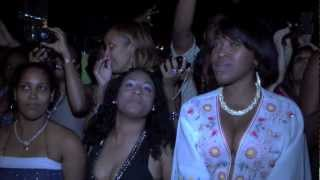 El Rookie concierto 2010 en New York..Pana Jr Sound part 1