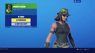 *RARE* BANDOLIER SKIN BACK IN FORTNITE ITEM SHOP! (Voting System)