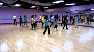 Hey Samba ~ Ria Vos - Line Dance (Walk thru & Dance)