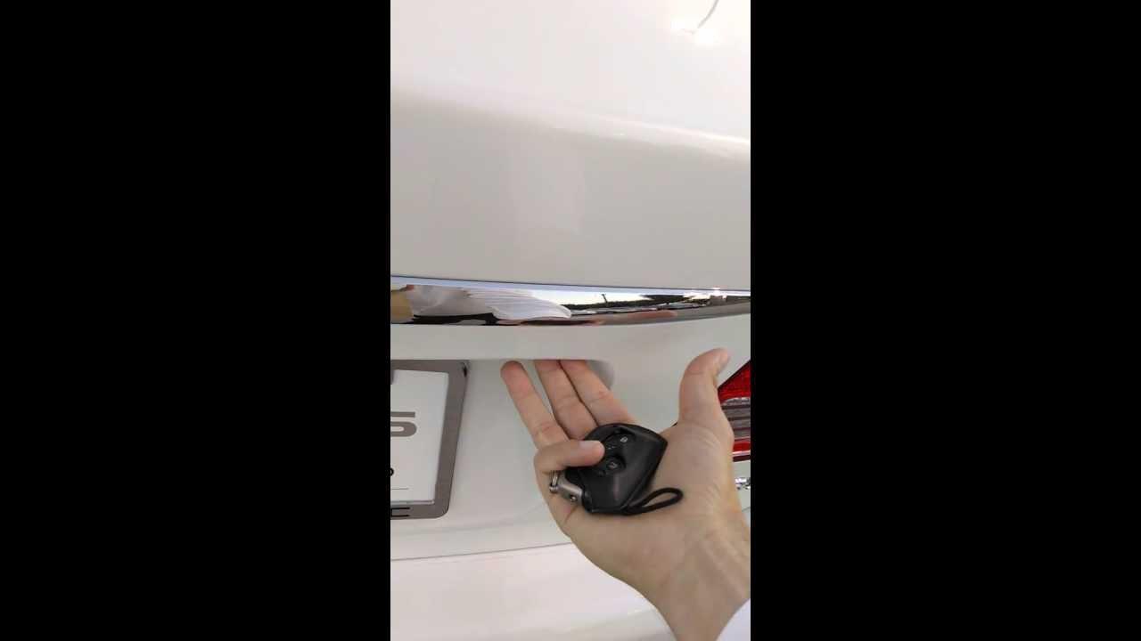 hight resolution of es350 smart access trunk button