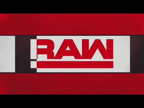 "WWE Monday Night RAW new theme song ""Born for greatness"" 2018"