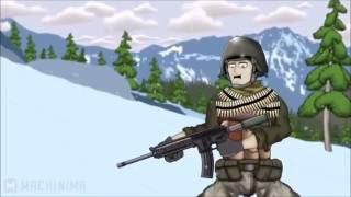Battlefield Friends - Dip Dip Potato Chip!