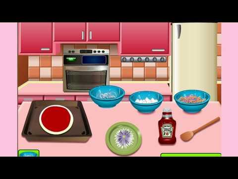 Jeux De Cuisine - Pizza | Jeux De Fille | Jeux Gratuits | Jeux De Fille Gratuits | Jeux En Ligne